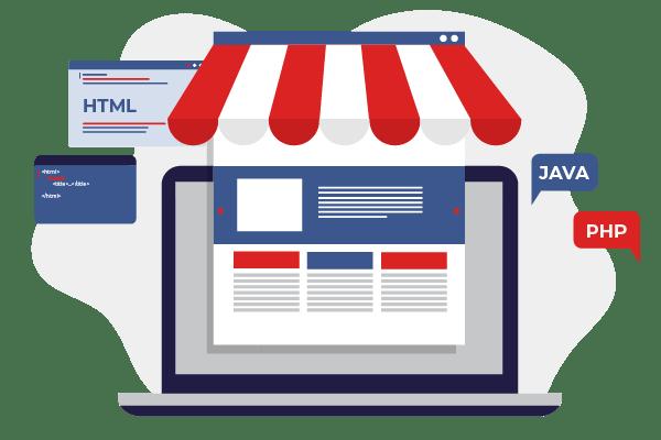 طراحی سایت فروشگاه اینترنتی در مشهد